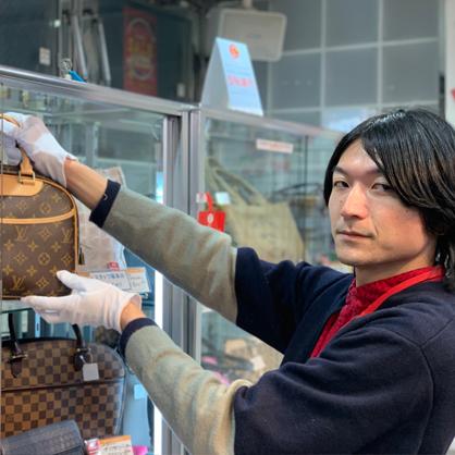 富士見台店スタッフの写真kouta